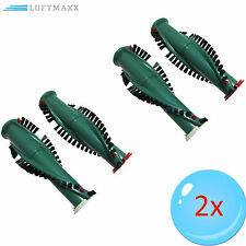 2 x Bürsten Walzen geeignet für VORWERK Kobold , Elektrobürste EB 350 351 351F