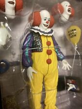 """NECA Reel Toys 7"""" Pennywise 2017 IT The Movie Ultimate Sealed Figure NEW!"""