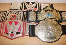 WWE - Championship belts - toy version