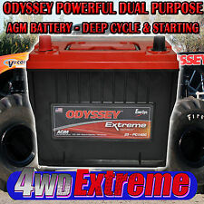 ODYSSEY 25-PC1400 AGM DRY FIT BATTERY PC1400-25 PC1400 55D23R MISUBISHI TOYOTA