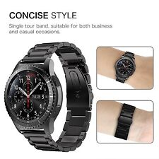 Samsung Gear S3 Frontier / S3 Classic Watch Band Stainless Steel Bracelet Strap