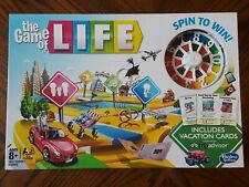 Hasbro The Game of Life Board Game 2016 Family Game New