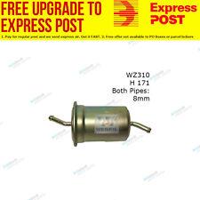 Wesfil Fuel Filter WZ310 fits Ford Laser KF 1.8 i TX3,KF 1.8 i,KF 1.8,KH 1.8 i