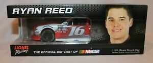 RYAN REED 2016 AMERICAN DIABETES ASSOC./ LILLY 1/24 ACTION DIECAST MUSTANG 1/541