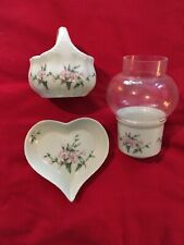 3 Russ Berrie Russ Vintage Japanese Porcelain #rd And Truly Beautiful Check Pics