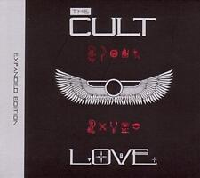 The Cult - Love (Expanded Edition) (NEW 2CD)