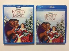 Beauty And The Beast The Enchanted Christmas Blu-Ray, DVD, & Digital (Brand New)