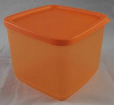Tupperware Frischebox Kühlschrankdose Box Behälter Dose 1 l Orange Neu OVP