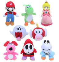Super Mario Bros All Star Collection Koopa Plush Doll Stuffed Toys Xmas Gift
