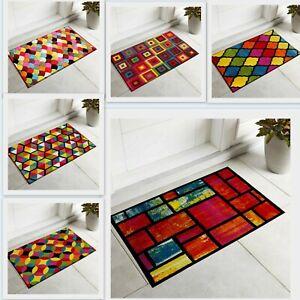 Super Soft Indoor Outdoor Door Mat Large Rug  Multi Colour Kitchen Floor Mat