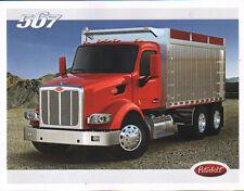 """Peterbilt """"567"""" Truck Lorry Brochure Leaflet"""