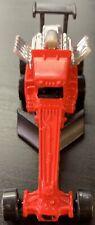 2011 Hot Wheels #244 HW Video Game Heroes 22/22 STREET CLEAVER Red w/Yellow 5 Sp