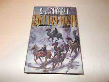 Deliverer by C. J. Cherryh HC used SFBC edition