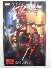 MARVEL DEADPOOL KILLS THE MARVEL UNIVERSE TPB contains # 1 2 3 4 Collected in TP