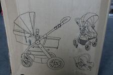 Kinderkraft MOOV Kombikinderwagen 3in1 (B948)