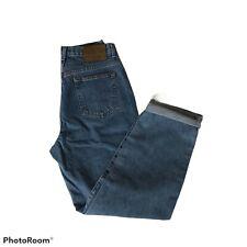 Vtg Women's Calvin Klein Easy Fit Double Stone Tapered Mom Jeans UK 14 (US10)