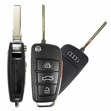 OEM Audi Remote Flip Key Switchblade Keyless Fob Transmitter FCC ID MYT-4073A