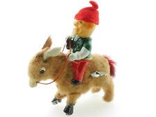MM 552 Japan Zwerg Esel Dwarf Rider tin toy Blech Japan 1601-05-30