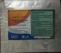 CAPSAICIN 99% Chilli Pepper Extract Pure & high quality Capsaicin powder