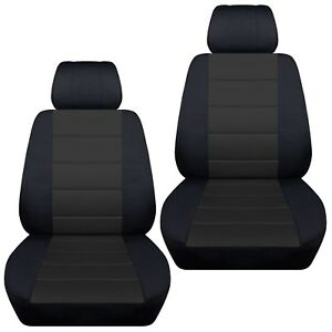 2011-2018 Holden Colorado  front set car seat covers airbag  compatible