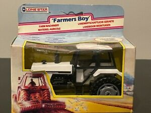 "Classic 1986 CASE IH tractor, Lone Star ""Farmers Boy"" Made in England NIB RARE!"