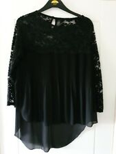 Ladies Made In Italy Top Size 14