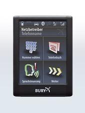 Bury CC9068 Freisprechanlage Bluetooth Mercedes E W211 03-09 mit AUDIO