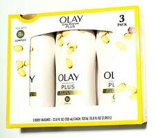 Olay Ultra Moisture Body Wash , Shea Butter (3 Pk. 23.6 oz. Each)
