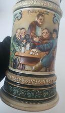 Reinhold Hanke Verified Beer Stein 1133 Germany From Germany in 1930's