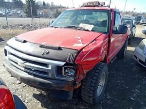 Stabilizer Bar Front Fits 95-00 S10/S15/SONOMA 7761819