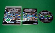 Sega Mega Drive Ultimate Collection m. centajes. y en su embalaje original para PlayStation 3 ps3