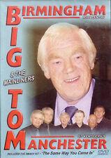 Big Tom & The Mainliners - Birmingham & Manchester Live DVD Irish Country Music