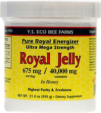 YS Eco Bee Farms Pure Royal Energizer Ultra Mega Strength 21oz./595g