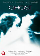 DVD  -  GHOST  (PATRICK SWAYZE  (1990)   (NEW / NIEUW / NOUVEAU - SEALED)