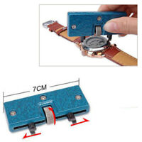 Watch Back Case Opener Screw Wrench Repair Tool Kit Cover Remover Battery  MYE
