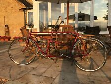 Claud Butler Ultra Short Wheel Base Tandem 1956 Very Rare Collectable Cycle.