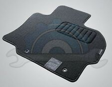 MITSUBISHI MIRAGE LA Floor Mats CARPET Brand New Genuine 2013-2016 BLACK