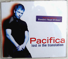 BLONDIE CD Heart Of Glass (SAMPLE) on PACIFICA - Lost In Translation 3 Track