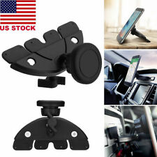 Magnet Car CD Slot Cell Phone Holder Mount for iPhone 7 and Tablet Universal