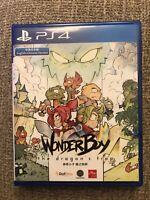 Wonder Boy: The Dragon's Trap (PlayStation 4 / PS4)