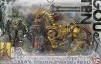 New Bandai Garo Equip & Prop Vol.4 Taiga Ver. Gouten & Madoukoku From Japan