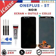 """Ecran Tactile LCD - 6,1"""" - pour OnePlus 5T A5010 - Noir"""