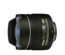 Nikon AF DX Fisheye Nikkor 10.5mm F/2.8g Ed Lens F2.8 G