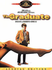 The Graduate (Special Edition), Very Good Dvd, Brian Avery, William Daniels, Mur