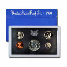 1970 S United States Proof Set GEM Proof Coins Original Mint Packaging SKU1415