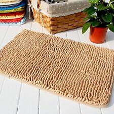 """Camel Non Slip Microfiber Carpet / Doormat /Floormat / Kitchen Rug(23.6""""x 15.7"""")"""