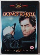LICENCE TO KILL / JAMES BOND 007 / TIMOTHY DALTON / SPECIAL EDTN BONUS FEATURES
