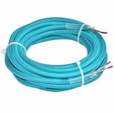 (3,23€/1m) 4 m Textil Kabel Hänge Lampen Verbindungs Strom Leitung Verlängerung