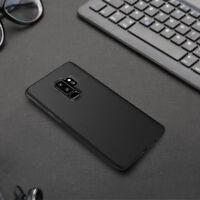 Slim TPU Silicon Soft Bumper Cover Case Anti Slip For Samsung Galaxy S8 S9 Plus