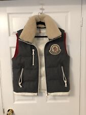 MONCLER BASTIEN MONCLER A AMI Gilet Vest wool Grey 2015AW Size 3 Soldout